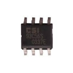 Serial CMOS EEPROM 93C56 SMD