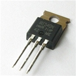 IRF540 Power MOSFET 100V, 33A, 44mΩ