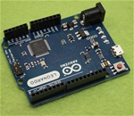 Arduino development board ATMEGA32U4