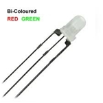 LED 3mm RED AND GREEN