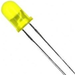 LED 5mm Yellow