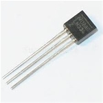 LM334 TO-92 3-Terminal Adjustable Current Source IC