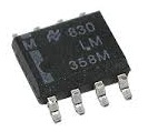 LM358 SMD Operational Amplifiers - Op Amps Dual OP amp