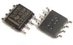 TL072 SMD Operational Amplifiers - Op Amps Dual Lo-Noise JFET Input Op Amp