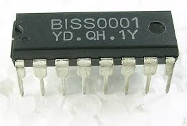 BISS0001 DIP  Micro Power PIR Motion Detector IC