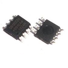 DS1302 SMD Trickle-Charge Timekeeping Chip