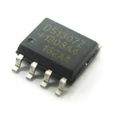 DS1307 SMD Real Time Clock 64x8 Serial I2C RTC