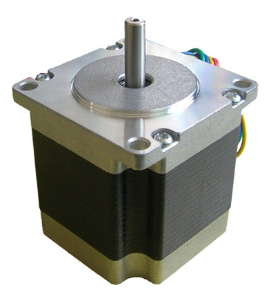 Động cơ bước 1.2Nm/ stepper motor 3A,  long 56mm, 1.2Nm engraving machine