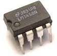 LM1458 DIP Operational Amplifiers - Op Amps DUAL OPERATIONAL AMP