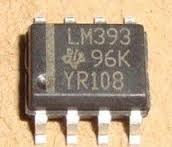 LM393 SMD Comparator ICs Dual Comparator