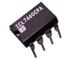ICL7660 DIP CMOS switched-capacitor voltage converters that invert, dou- ble, divide, or multiply a positive input voltage