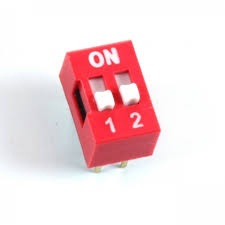 2P DIP switch