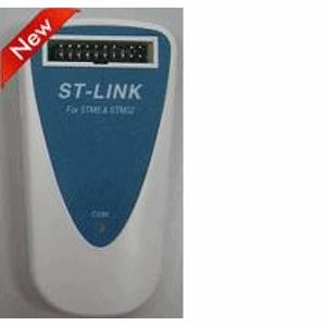 ST-LINK in-circuit debugger and programmer for the STM8 and STM32 microcontroller families