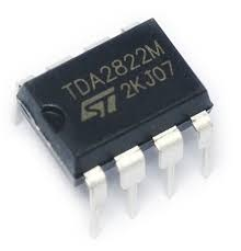 TDA2822 (6V) Audio Amplifiers Dual Power Amplifier