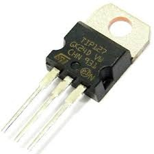 TIP127 Transistors Darlington 5A 100V Bipolar Power PNP