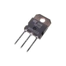 TIP142 Transistors Darlington 10A 100V Bipolar Power NPN