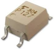 TLP127 Transistor Output Optocouplers 300Vceo 2500Vrms
