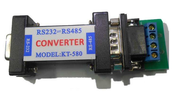 RS232 to RS485 / RS485 to RS2323 / Bộ chuyển đổi RS232 sang RS485 / RS232, RS485 converter
