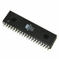 AT89S52 8 Bit Microcontroller with 8KB in-System Programmable Flash