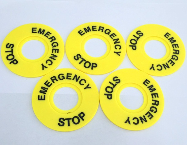 emergency stop 22mm