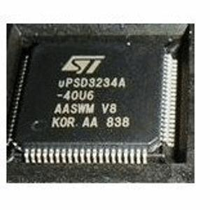 uPSD3234A 8-bit Microcontrollers - MCU Flash Programmable System Devices