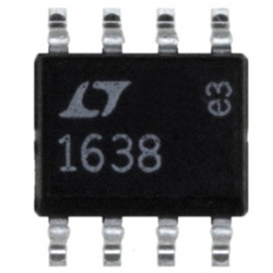 LT1638 1.2MHz, 0.4V/μs Over-The-Top Micropower Rail-to-Rail Input and Output Op Amps